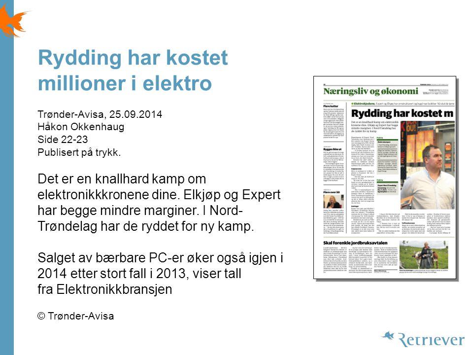 Nå kjøper vi PC-er igjen DinSide (1 likt treff), 23.09.2014 16:00 Kirsti Østvang Publisert på nett.