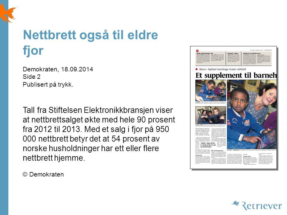 Østfold har fått eget DAB- nett Smaalenenes Avis, 08.09.2014 14:00 HELGE MATHISEN Publisert på nett.