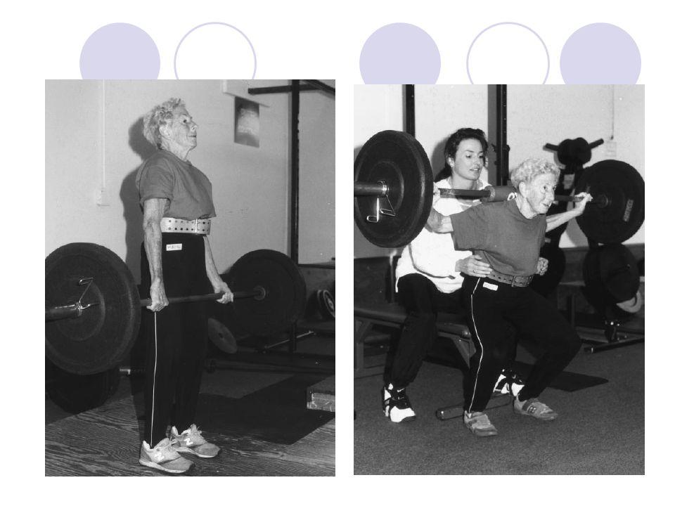 Definisjon på styrketrening Trening med motstand som belaster muskelen nok til at en får en økning i 1RM