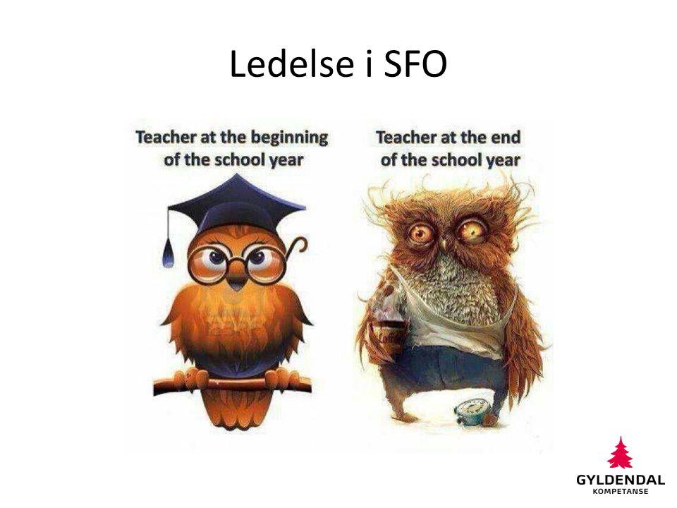 Ledelse i SFO