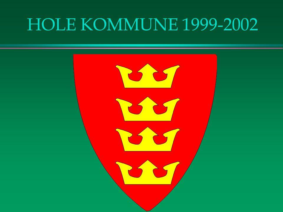 HOLE KOMMUNE 1999-2002