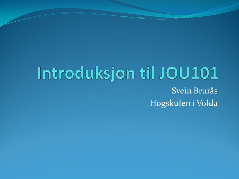 Joacim Lund kommenterer: Hans-Wilhelm Steinfeld er på vei ut av journalistikken.