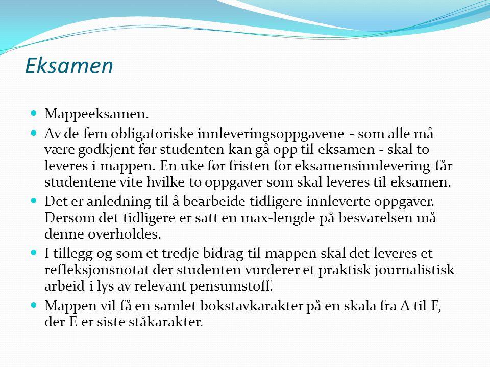 Journalister vs informatører - Vi har jo egentlig samme mål, samme jobb, nemlig å få ut korrekt informasjon.