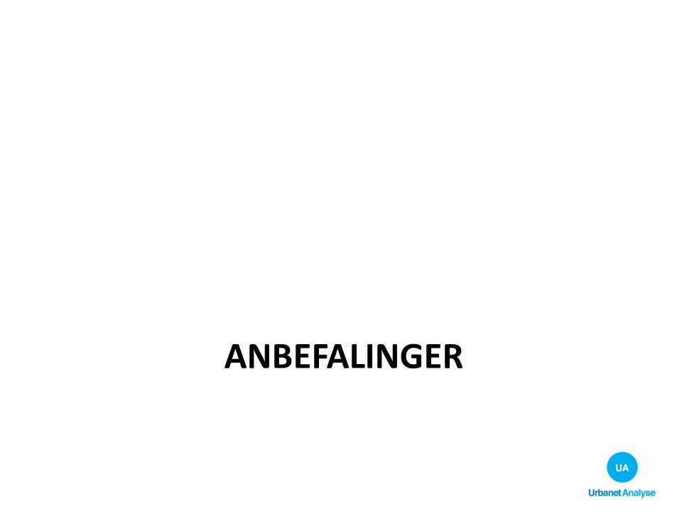 ANBEFALINGER