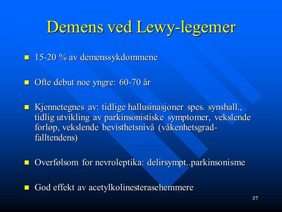 Sverre Pedersen 70 år gammel mann, enkemann, utviklet dårligere gangfunksjon siste året, faller lett. Ellers frisk, klarer seg i egen leilighet. Treng