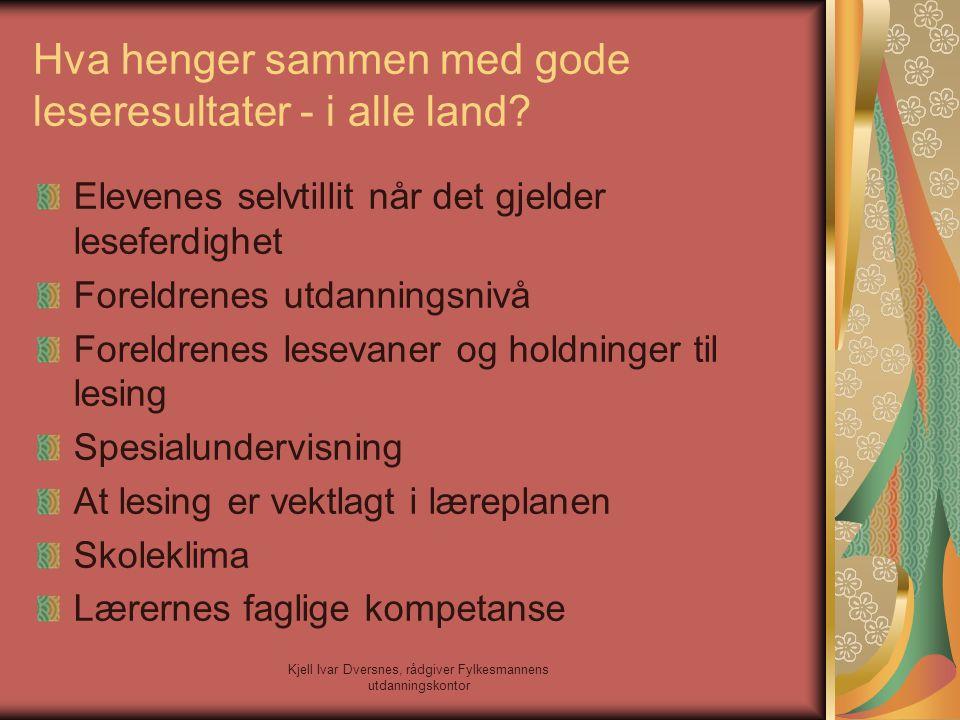 Kjell Ivar Dversnes, rådgiver Fylkesmannens utdanningskontor Lesing er kommunikasjon Kommunikasjonsmodell (Schramm/Shannon) Senderkodefor mer MottakerKode- omformer Signal (produkt) Støy Tilbakemelding Erfaringsverden