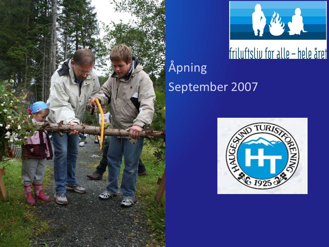 Åpning September 2007