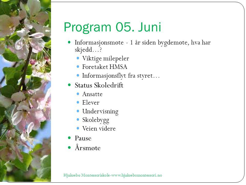 Program 05.