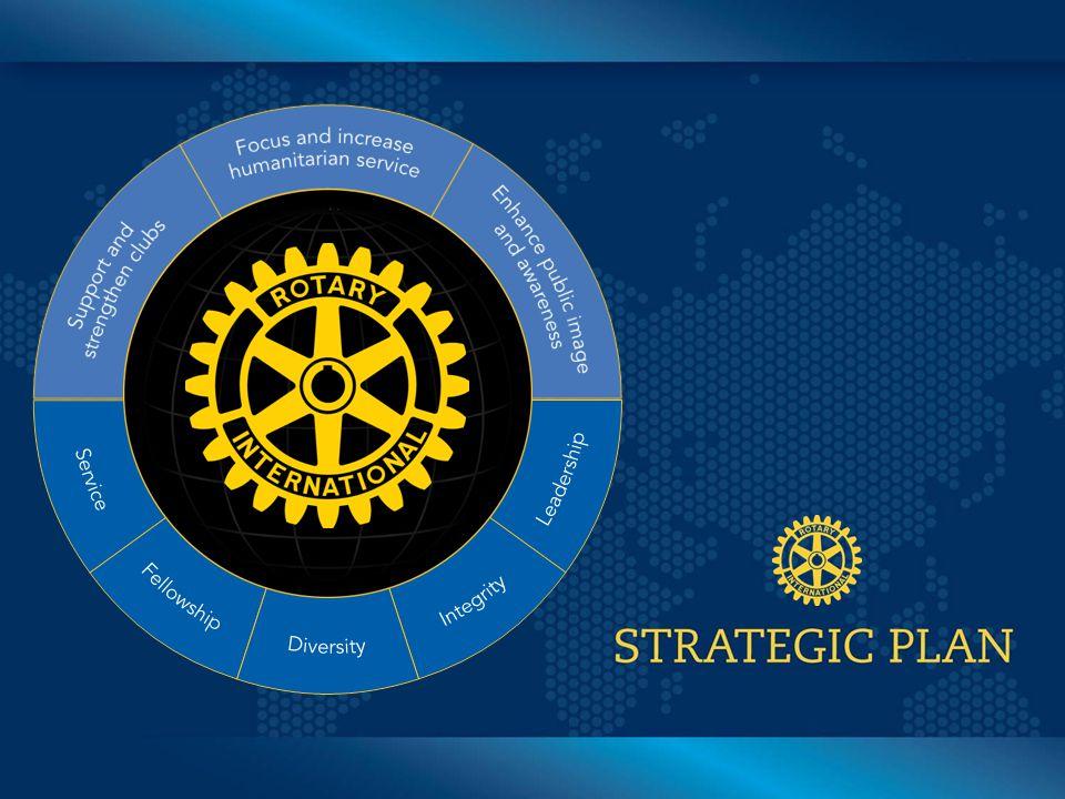 NORFO 08.02.2014   23 ESSENCE STATEMENT - KJERNEVERDI Rotary samler ledere fra alle kontinenter, kulturer og yrker for å utveksle ideer og gjøre innsats til gavn for samfunnet lokalt og internasjonalt.