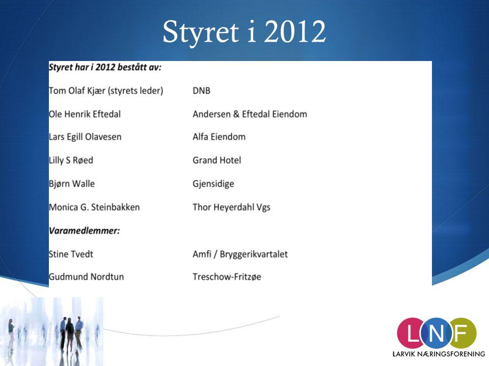 Nettoflytting til Vestfold 2011 Kilde: SSB Uten innvandring vokser ikke Larvik !