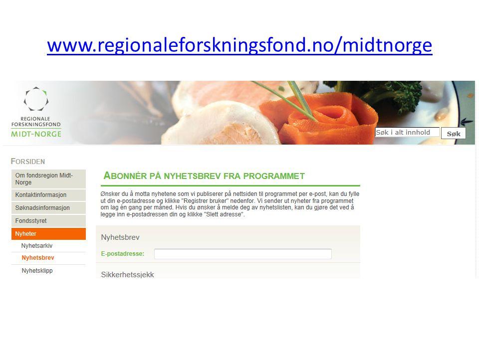 www.regionaleforskningsfond.no/midtnorge