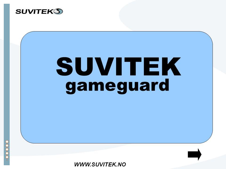 WWW.SUVITEK.NO SUVITEK gameguard