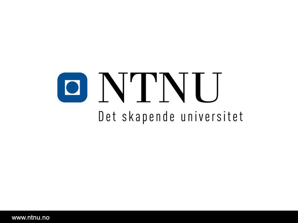 www.ntnu.no Semesterplan: Sem.7,5 stp 10.vår Masteroppgave 9.
