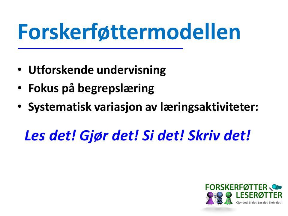 Dag 2 Tema: Partikkelmodellen Lunsj Partikkelmodellen i lys av lærernes erfaringer fra klasserommet – Hva er partikkelmodellen.