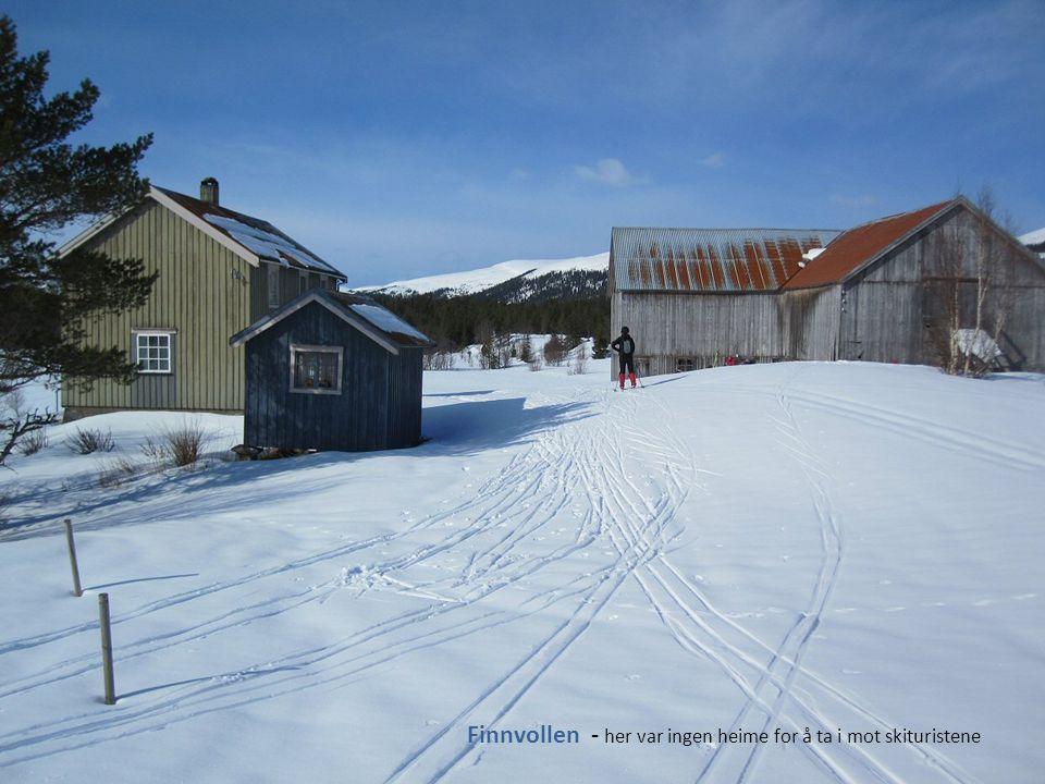 …og vi som skulle skli på låvebrua Dåapma er et samisk navn.