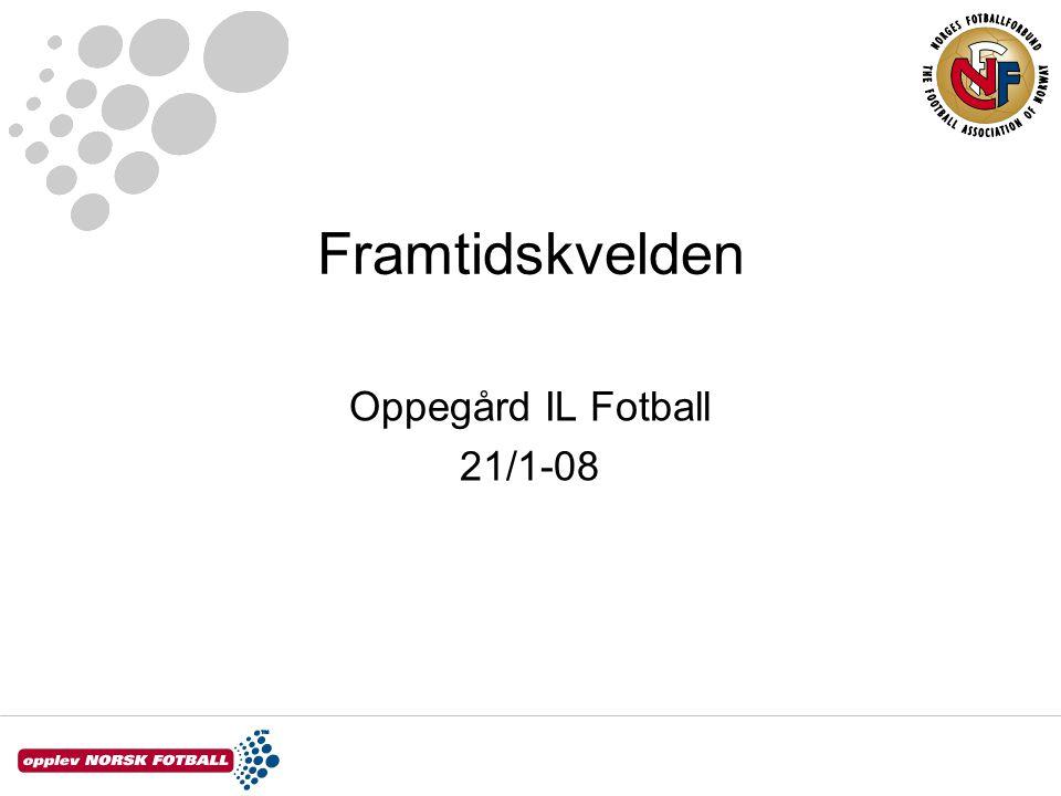 Framtidskvelden Oppegård IL Fotball 21/1-08