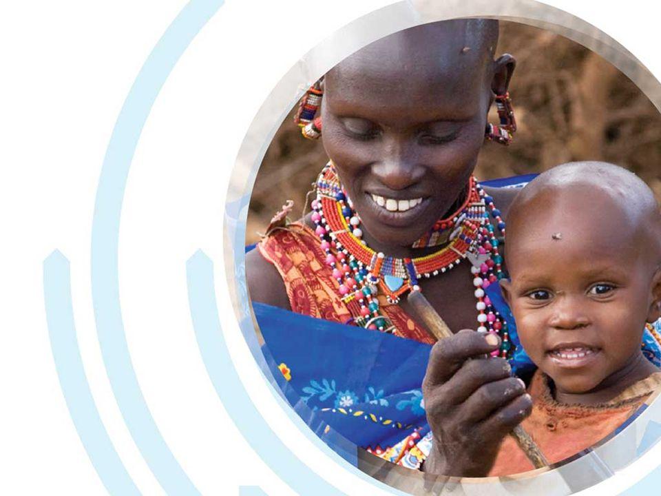 Innen 2015 blir FN's malaria- spesifiserte millennium utviklings mål (MDG 6) oppnådd:.Malaria er ikke lenger en hovedårsak til dødsfall.