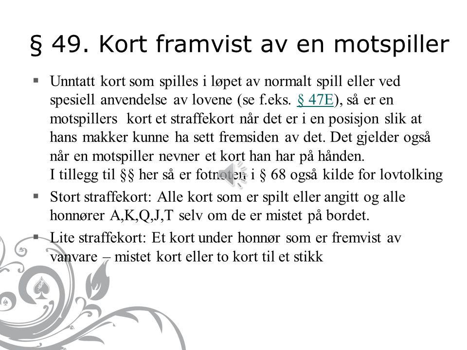 § 49.