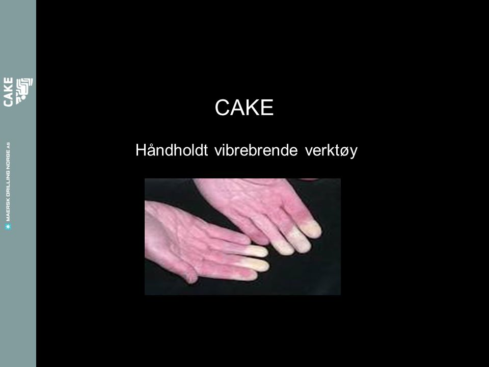 Håndholdt vibrebrende verktøy CAKE