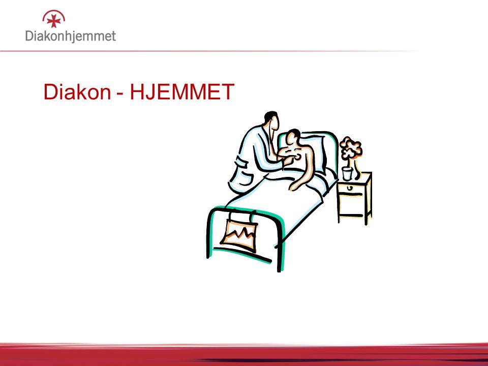 Diakon - HJEMMET