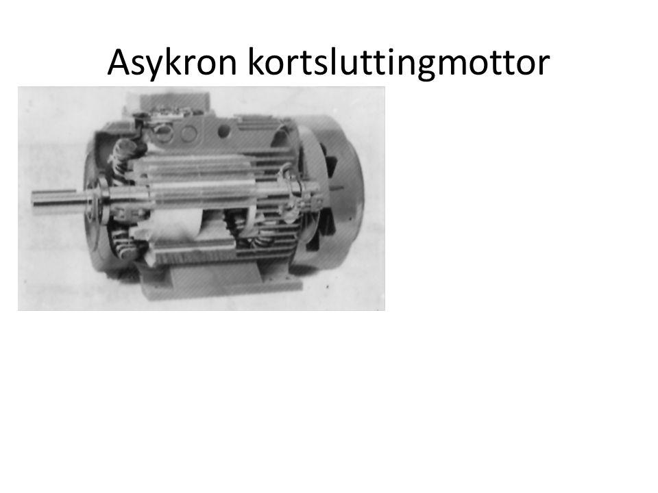 Mottor skilt 3~ betyr at det er ein 3 faset vekselspennings motor.