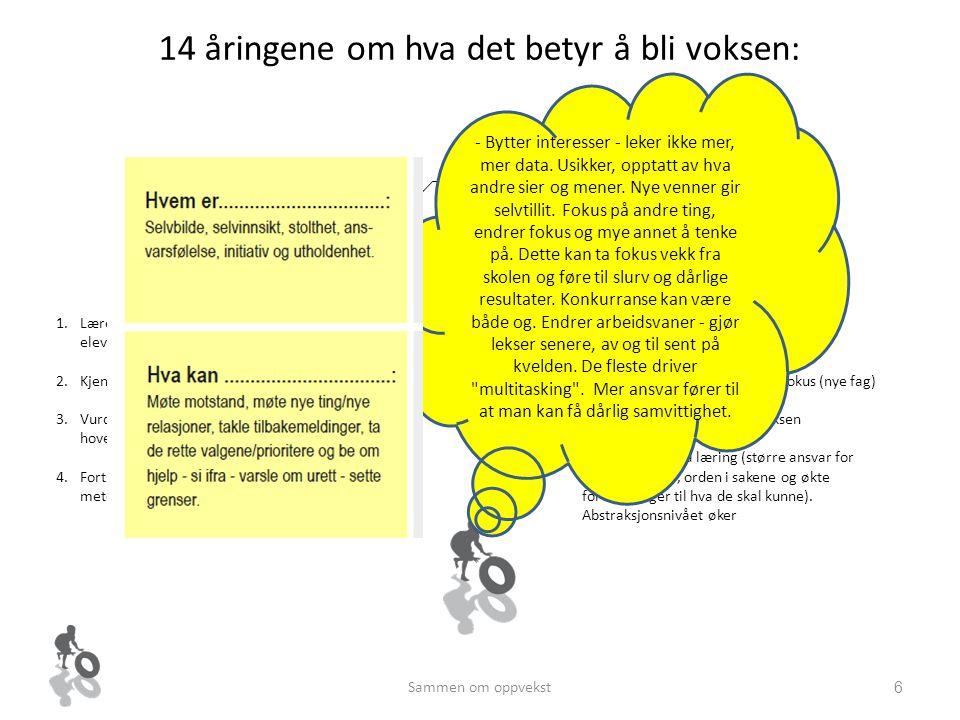 11/21/2014 Evaluering i Hå kommune Dei synspunkta som oftast kjem fram i tilbakemeldingane: -Samtalen fungerer veldig bra, både frå barnehage til skule og frå barneskule til ungdomsskule.