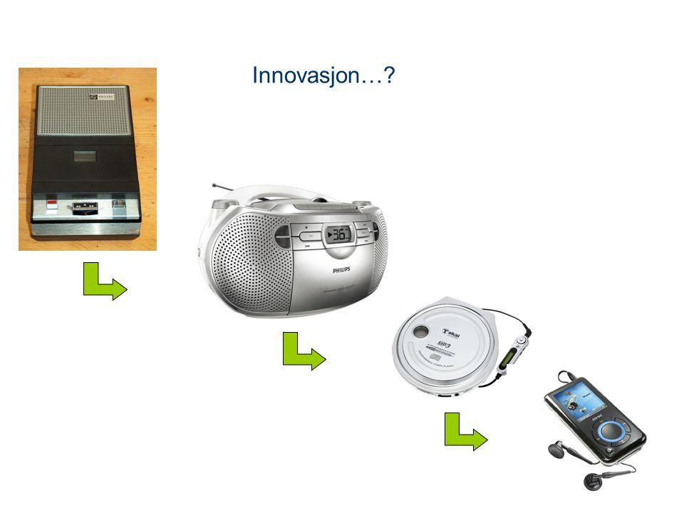 2 Innovasjon…?