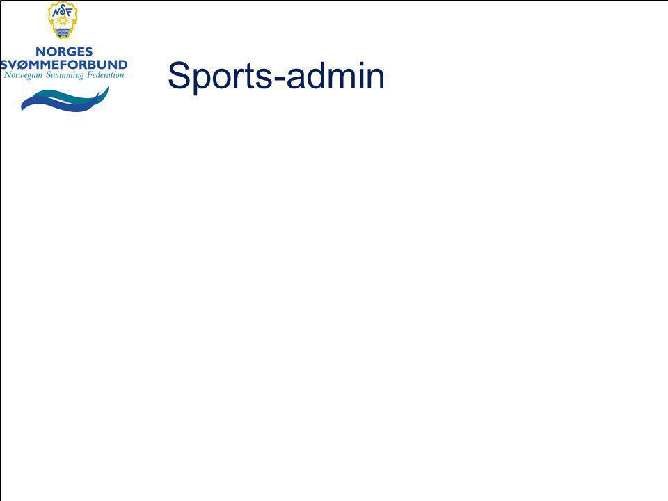 Sports-admin