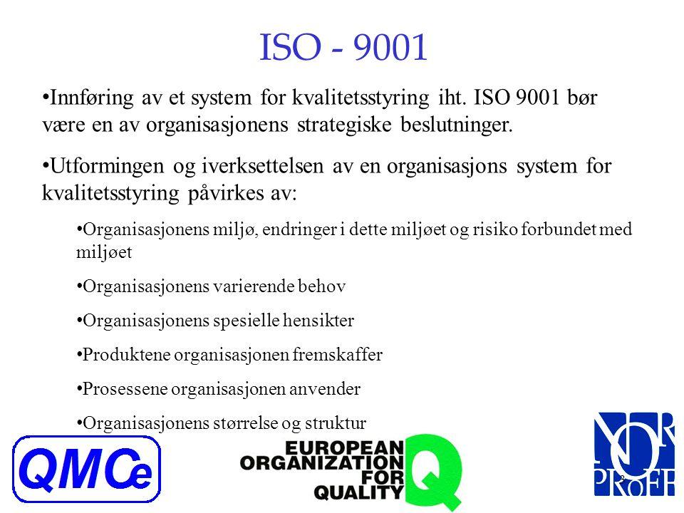 2 Våre sertifiseringer Akkrediterte sertifikater innen: Internasjonalt Risk Manager Sertifikat Internasjonalt Quality Manager Sertifikat Internasjonal