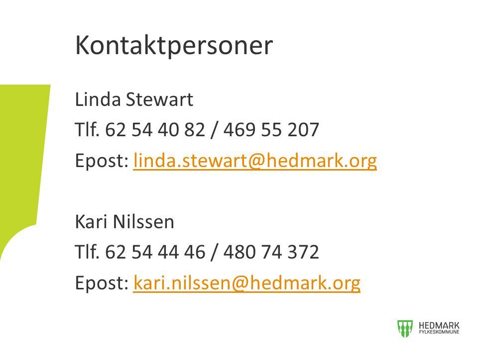 Linda Stewart Tlf.