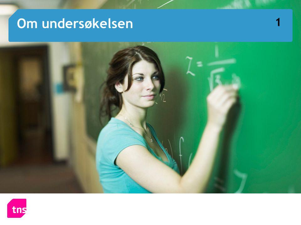 13 Trivsel på utdanningsinstitusjonen De fleste studentene trives godt ved utdanningsinstitusjonene, og få trives dårlig.