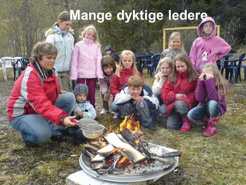 Landsmøter Bergen 2007 xx Mange dyktige ledere