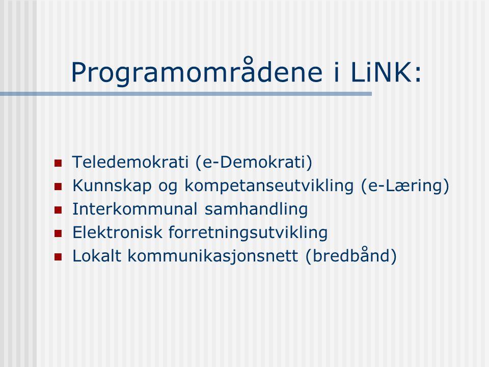 """Managementprogram - BI """"Cyberdemokrati"""", nettverksøkonomi, næringsutvikling og elektronisk deltakelse"""" Mål: Kompetanse og nettverk 40 deltakere: 50% f"""