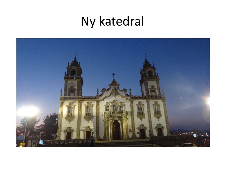 Ny katedral