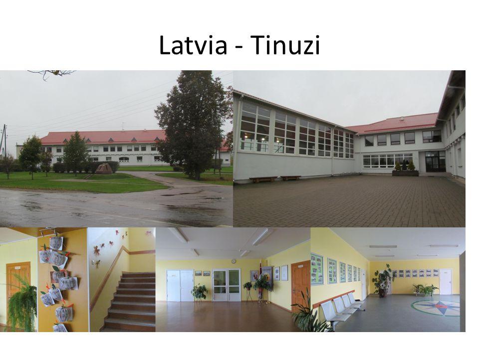Latvia - Tinuzi