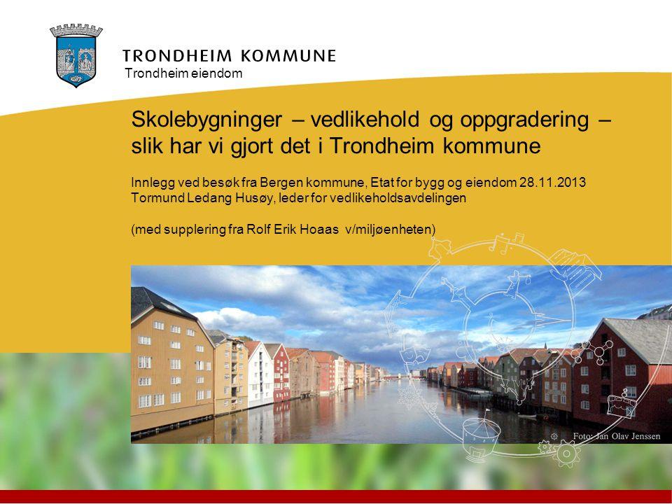 Trondheim kommune teknisk etat