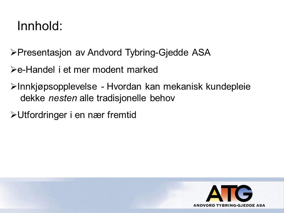 Andvord Tybring-Gjedde ASA Rich Andvord AS EMO ASTG Skrivab AB Binders AS RA Grafisk AS Grieg Kal.forl.