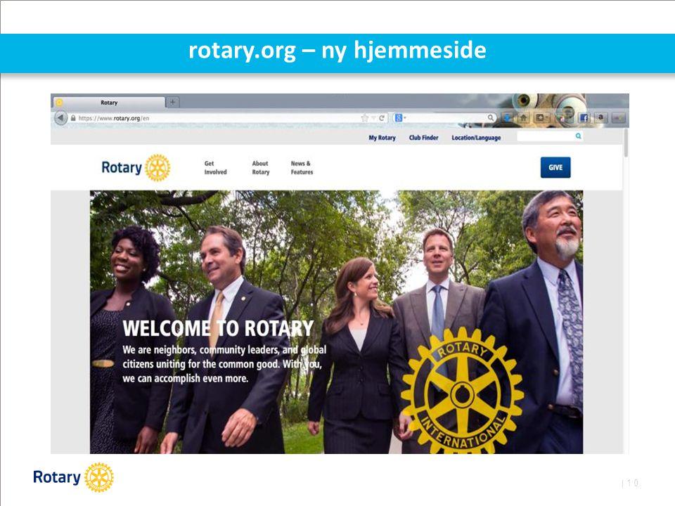 | 10 rotary.org – ny hjemmeside