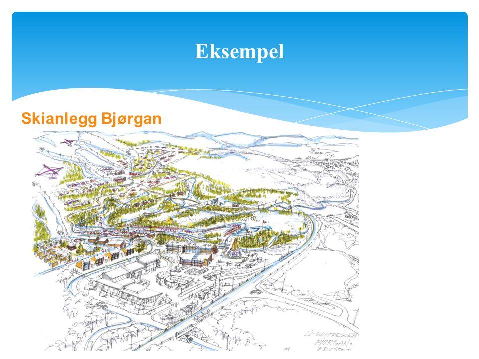 Eksempel Skianlegg Bjørgan Grong IL