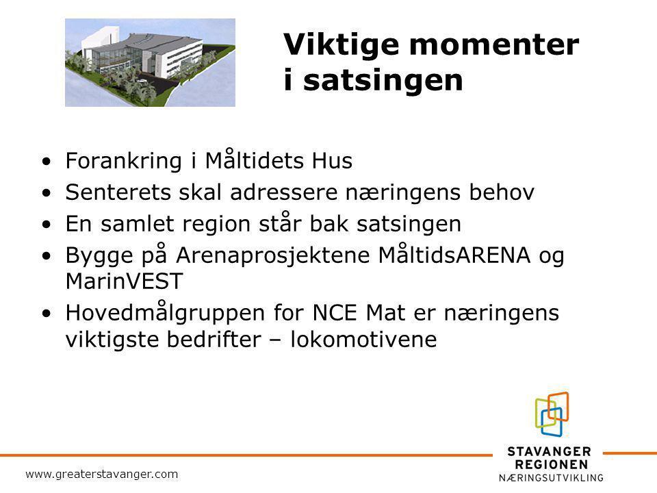 www.greaterstavanger.com Partnerskapet