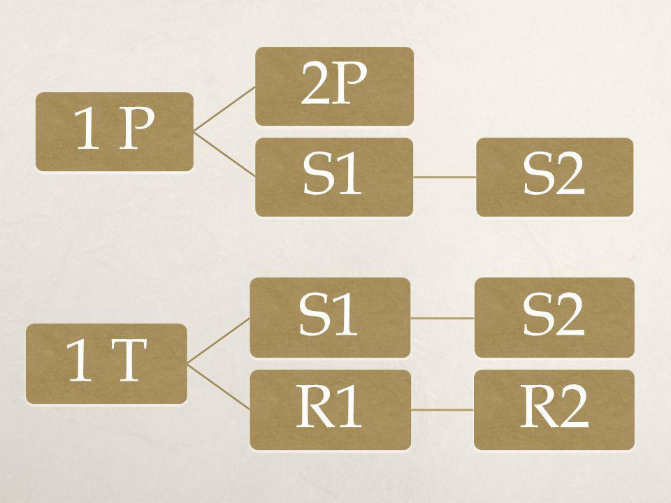 1 P2PS1S2 1 TS1S2R1R2