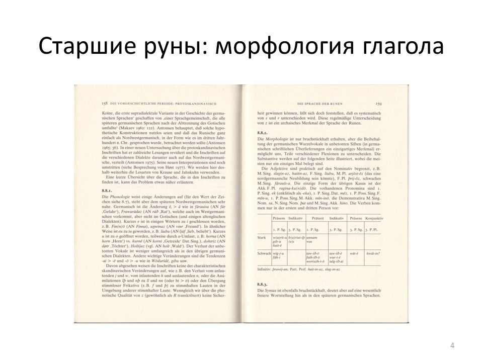 Литература, IV О.А.Смирницкая.Язык и стих древнегерманской поэзии.