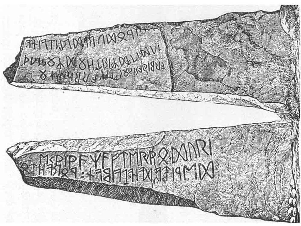 Интерпретации, 15 15.Grønvik, Ottar. [Ottar Grønvik: Runene på Tune-steinen.