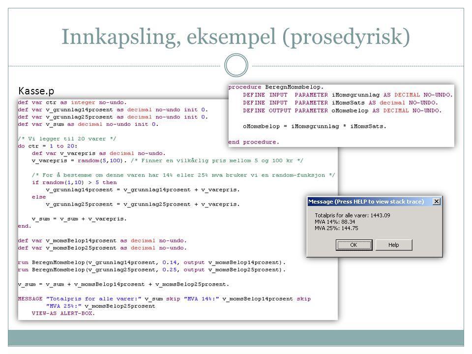 Hvorfor UML.