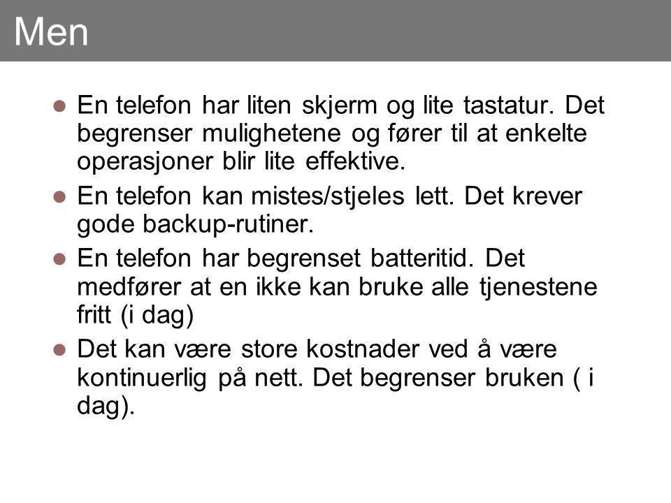 7. Droner Ubemannede, datastyrte fly