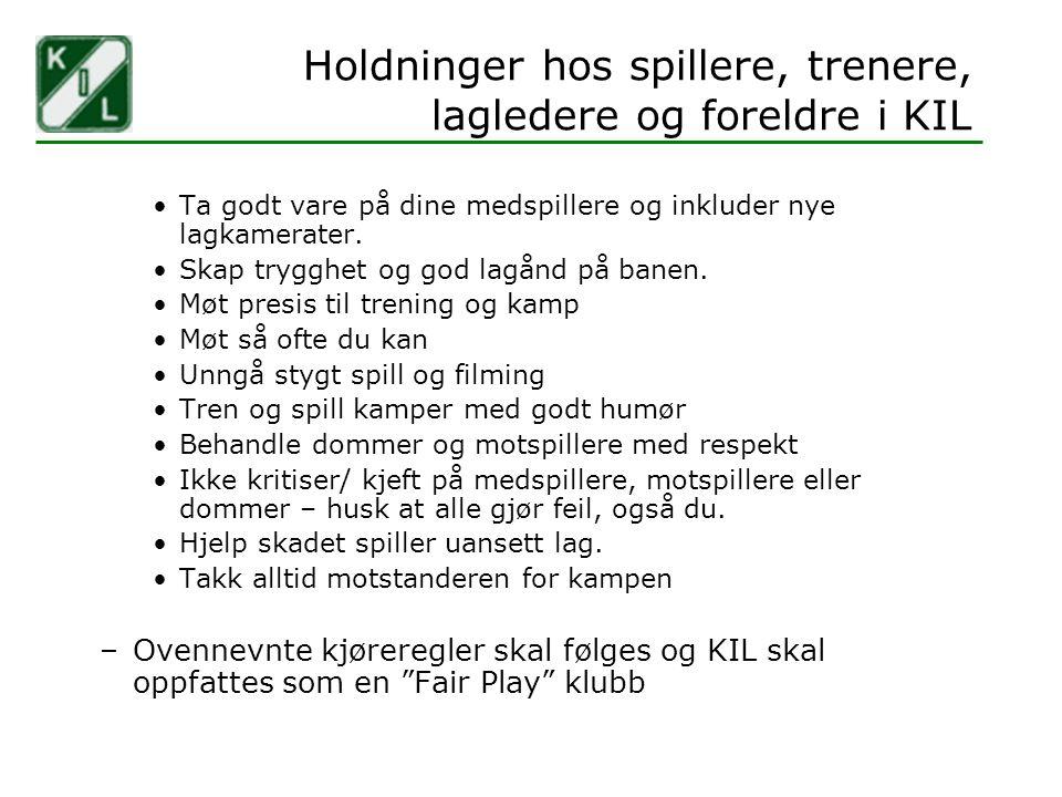 Dugnader OBLIGATORISKE –Delta på Labb og Line Cup –Inntektsbringende tiltak for ungdomsavdelingen Eks.