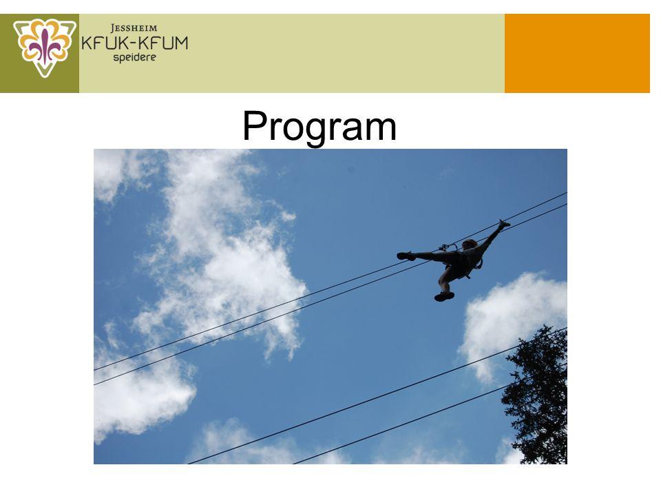 Program (Fint bilde her)