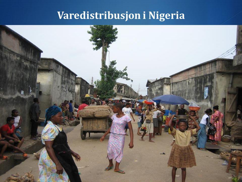Varedistribusjon i Nigeria