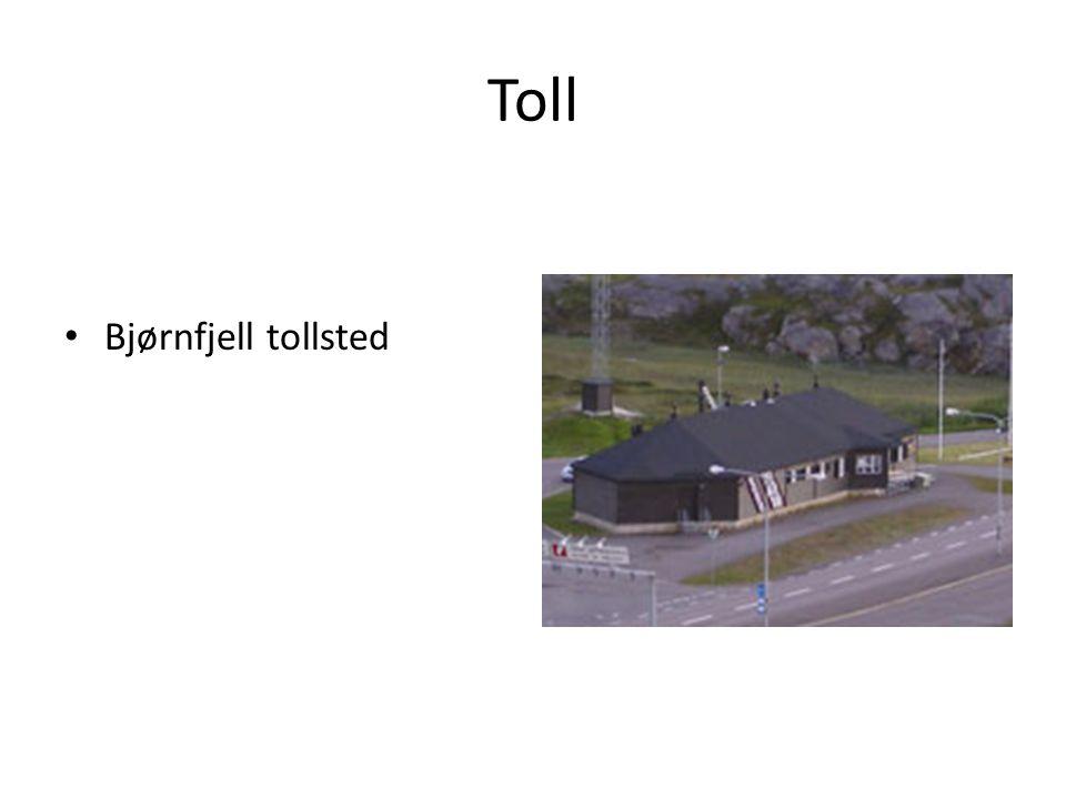 Toll Bjørnfjell tollsted