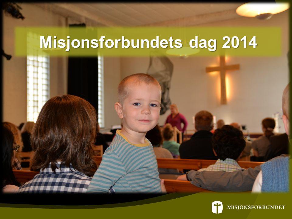 Misjonsforbundets dag 2014
